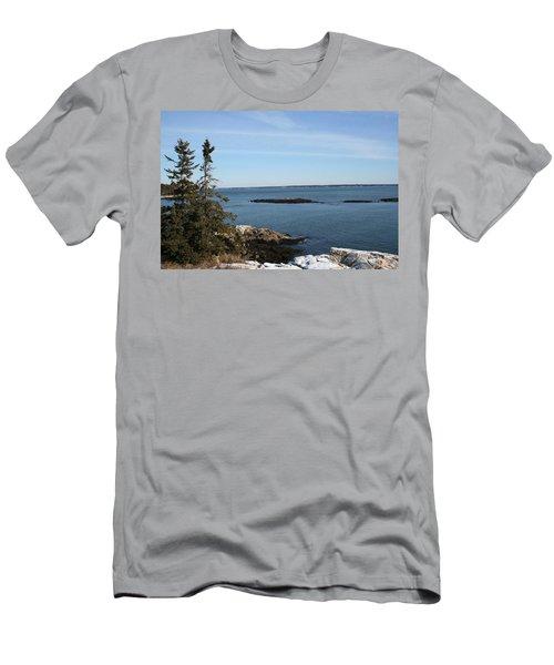 Pine Coast Men's T-Shirt (Athletic Fit)