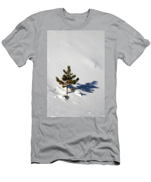 Pine Shadow Men's T-Shirt (Athletic Fit)
