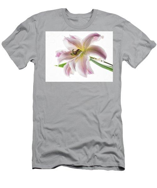 Pink Joy Men's T-Shirt (Athletic Fit)