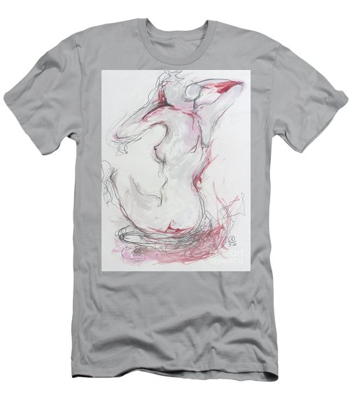 Pink Lady Men's T-Shirt (Slim Fit) by Marat Essex