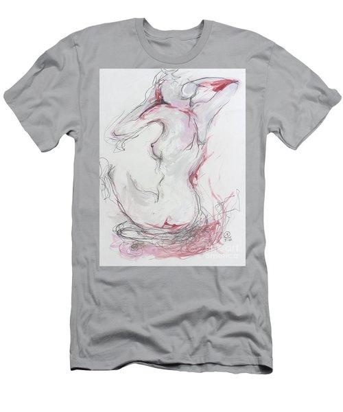 Pink Lady Men's T-Shirt (Athletic Fit)