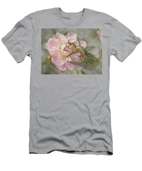 Pivoine Men's T-Shirt (Athletic Fit)
