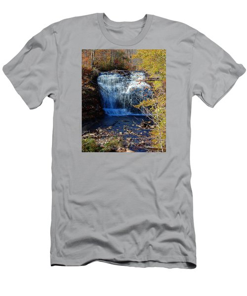 Pixley Falls State Park Men's T-Shirt (Slim Fit) by Diane E Berry