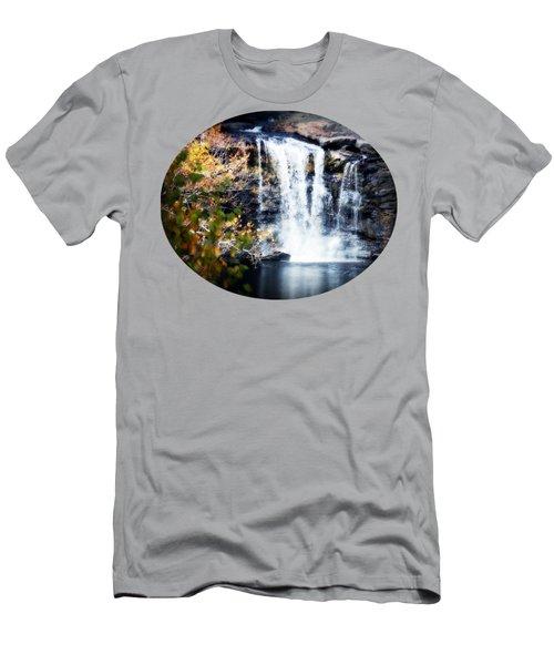 Placid Plunge Men's T-Shirt (Athletic Fit)