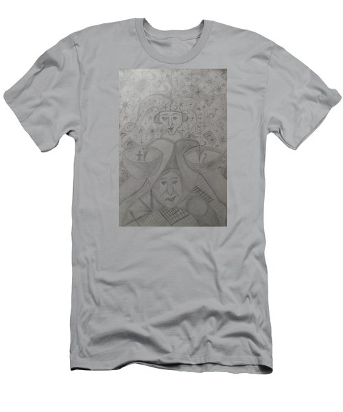 Player Men's T-Shirt (Athletic Fit)