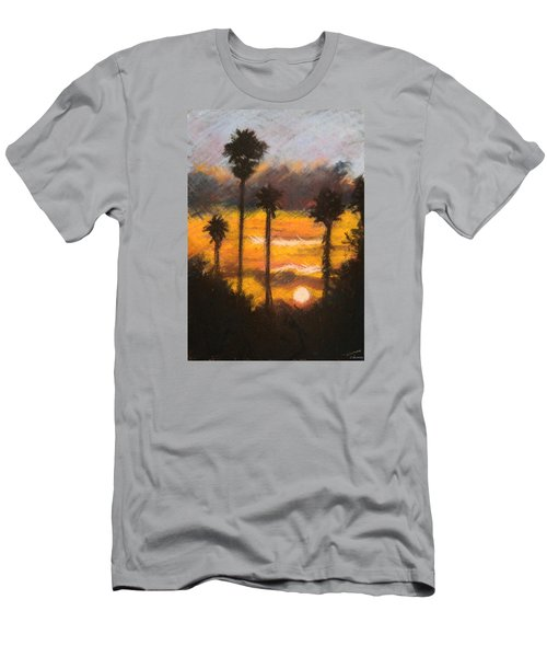 Playing With Fire, San Diego Men's T-Shirt (Athletic Fit)