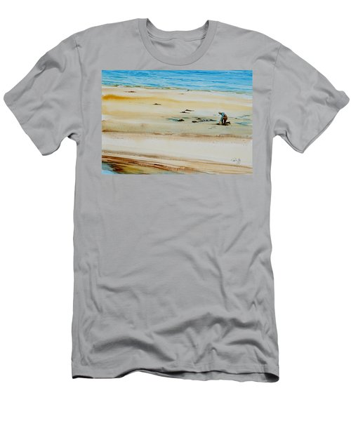 Pleasant Bay Clammer Men's T-Shirt (Athletic Fit)