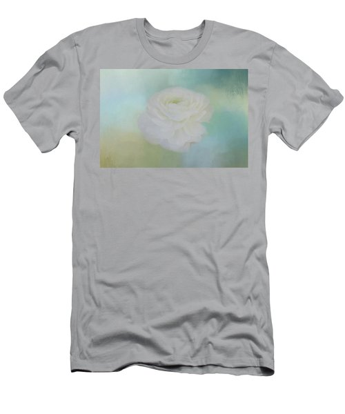 Men's T-Shirt (Athletic Fit) featuring the photograph Poetry Dreams by Kim Hojnacki