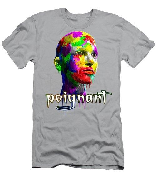 Poignant Men's T-Shirt (Athletic Fit)