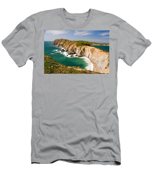 Point Reyes National Seashore Men's T-Shirt (Athletic Fit)