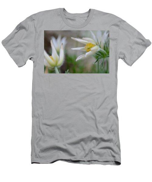 Points Men's T-Shirt (Slim Fit) by Janet Rockburn