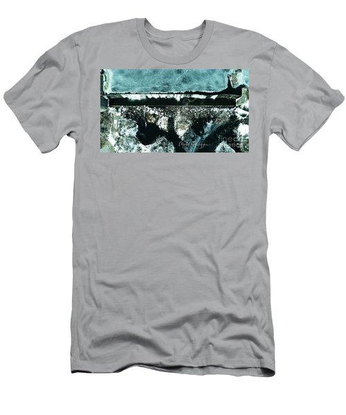 Ponemah Mill Dam Men's T-Shirt (Athletic Fit)