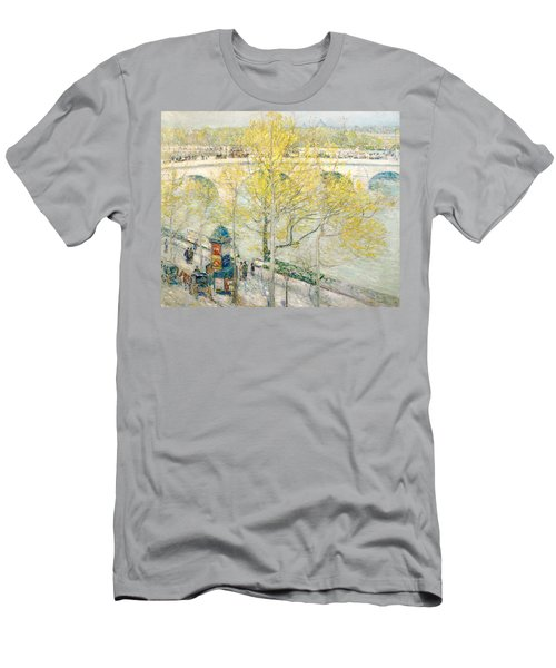 Pont Royal Paris Men's T-Shirt (Athletic Fit)