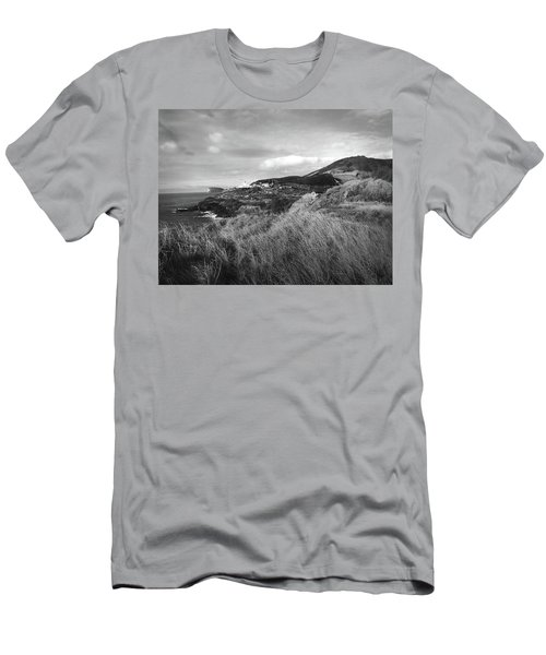 Men's T-Shirt (Athletic Fit) featuring the photograph Ponta Das Contendas  by Kelly Hazel