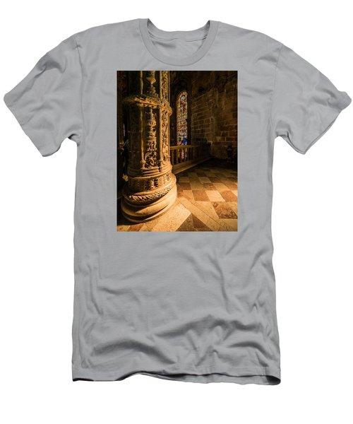 Pools Of Light Men's T-Shirt (Athletic Fit)