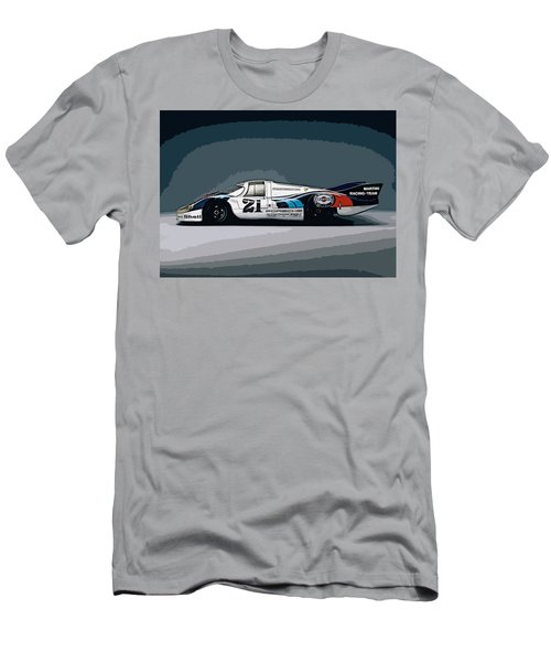 Porsche 917 Longtail 1971 Men's T-Shirt (Athletic Fit)