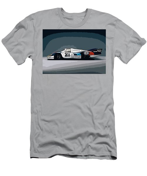 Porsche 917 Longtail 1971 Men's T-Shirt (Athletic Fit)