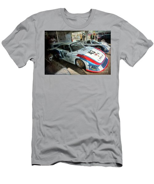Porsche 935 Moby Dick Men's T-Shirt (Athletic Fit)