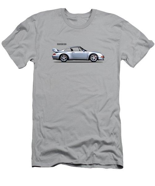 Porsche 993 Men's T-Shirt (Athletic Fit)