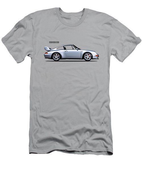 Porsche 993 Men's T-Shirt (Athletic Fit)