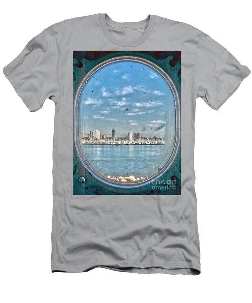 Port Hole  Men's T-Shirt (Athletic Fit)