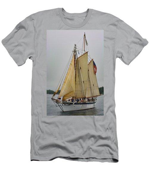 Port Side Men's T-Shirt (Athletic Fit)