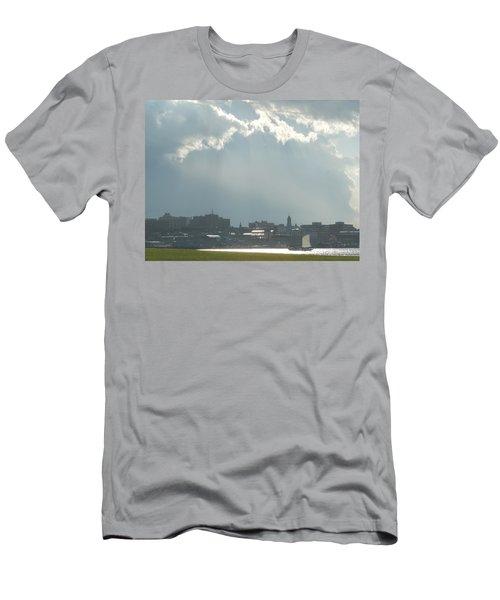Portland Maine Men's T-Shirt (Slim Fit)