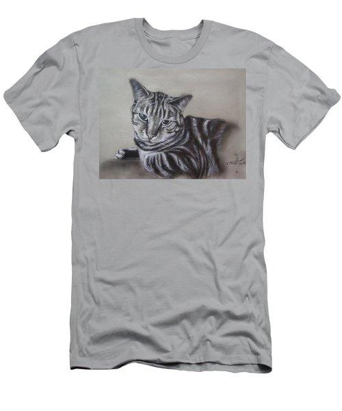 Portrait Of Daxter Men's T-Shirt (Athletic Fit)