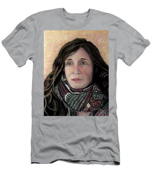 Portrait Of Katy Desmond, C. 2017 Men's T-Shirt (Athletic Fit)