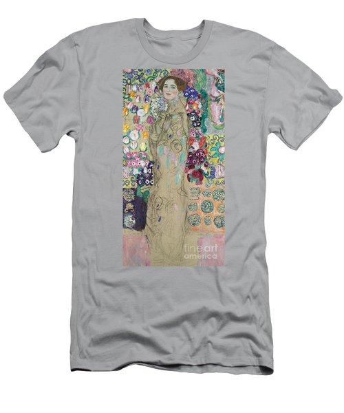 Portrait Of Ria Munk IIi Men's T-Shirt (Athletic Fit)