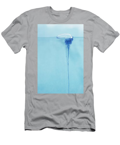 Portugese Man O War Men's T-Shirt (Athletic Fit)