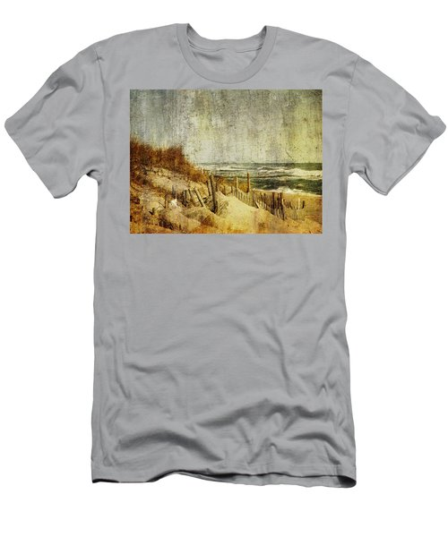 Postcards From Home Men's T-Shirt (Athletic Fit)