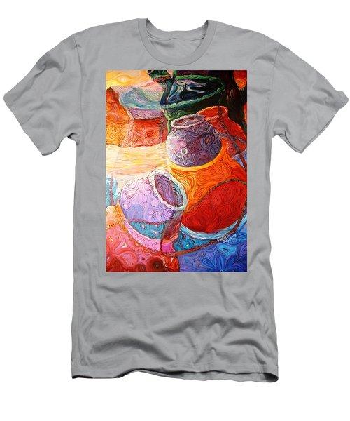 Pot Of Life Men's T-Shirt (Athletic Fit)