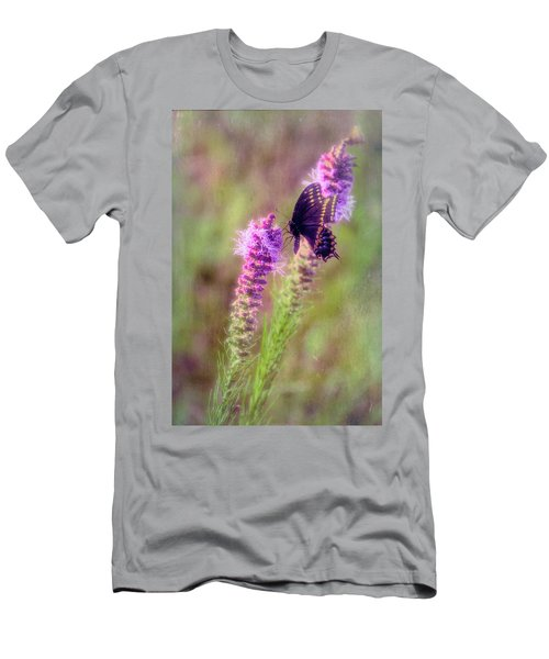 Prairie Butterfly Men's T-Shirt (Athletic Fit)