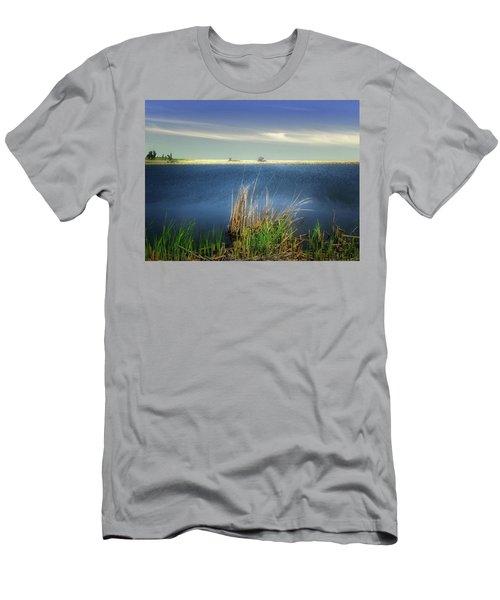 Prairie Lake Men's T-Shirt (Athletic Fit)