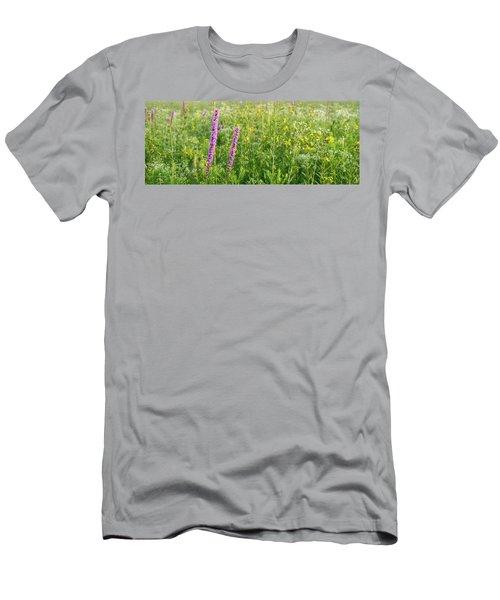 Prairie Panorama Men's T-Shirt (Athletic Fit)