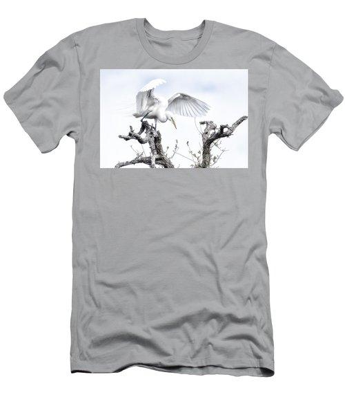 Pre-flight Men's T-Shirt (Athletic Fit)