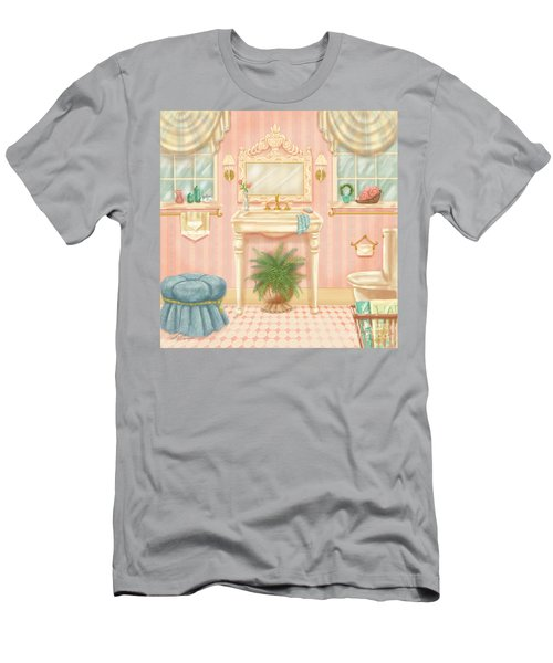 Pretty Bathrooms IIi Men's T-Shirt (Athletic Fit)