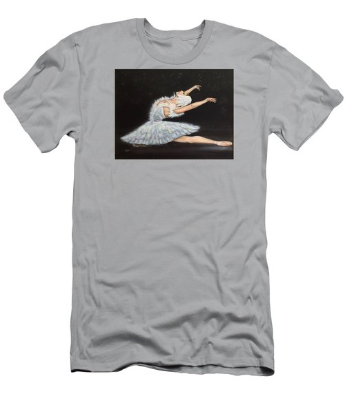 Prima Ballerina Men's T-Shirt (Athletic Fit)