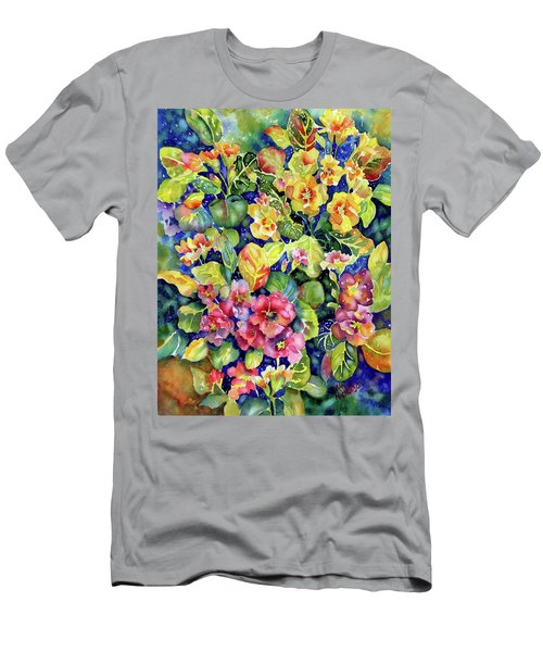 Primrose Patch I Men's T-Shirt (Athletic Fit)