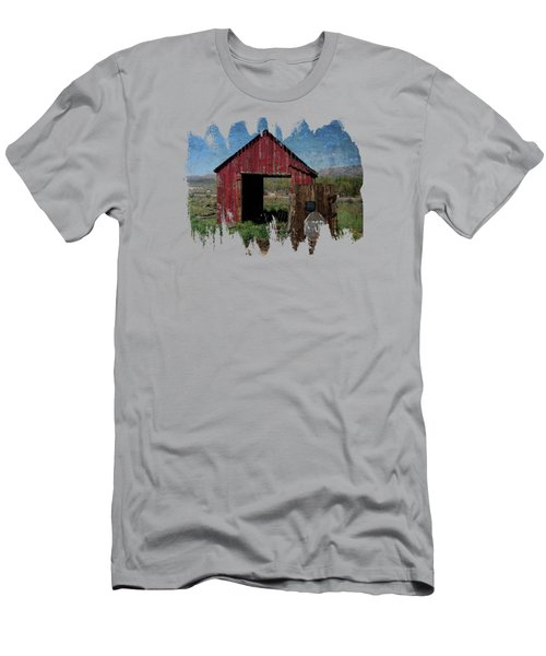 Private Property No Trespassing Men's T-Shirt (Athletic Fit)