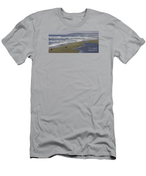 Pt. Reyes Men's T-Shirt (Athletic Fit)