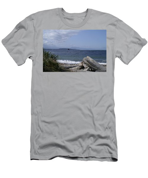 Puget Sound Men's T-Shirt (Athletic Fit)