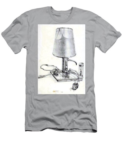 Pump Lamp Men's T-Shirt (Athletic Fit)