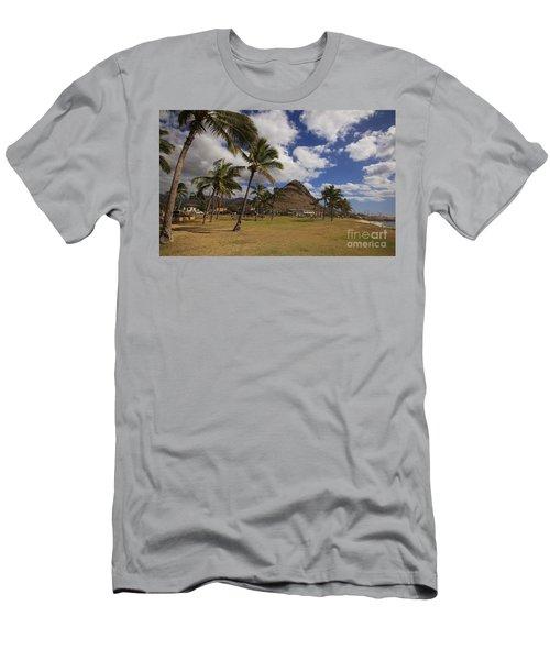 Men's T-Shirt (Slim Fit) featuring the photograph Puu O Hulu Kai by Craig Wood