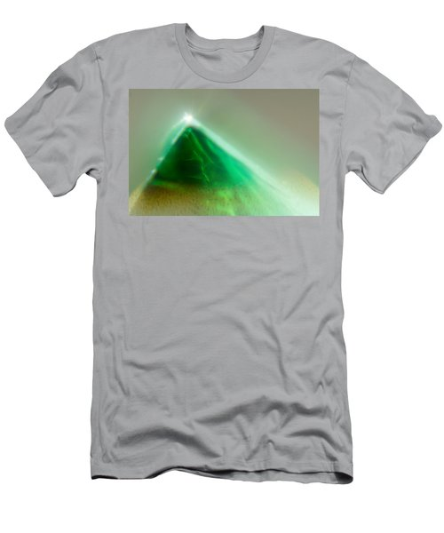 Men's T-Shirt (Athletic Fit) featuring the photograph Pyramid by Greg Collins