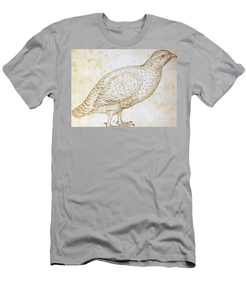 Quail Men's T-Shirt (Athletic Fit)