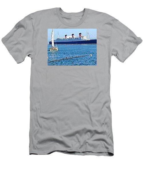 Queen Mary Men's T-Shirt (Slim Fit)