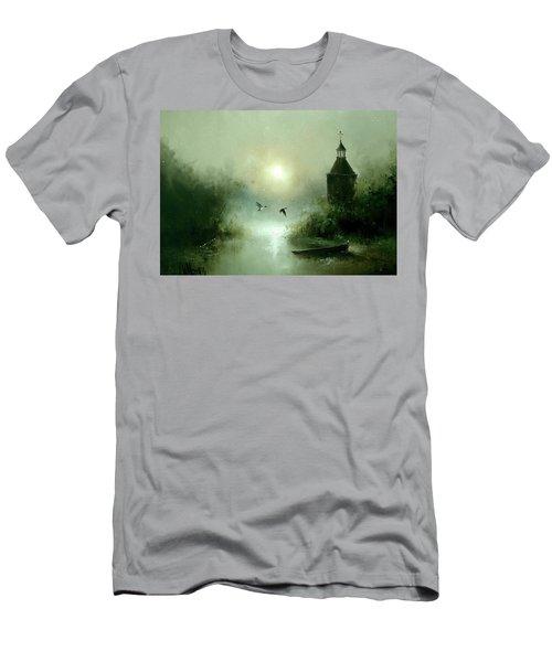 Quiet Abode Men's T-Shirt (Athletic Fit)
