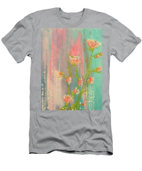 Quiet Marshmallow Time Men's T-Shirt (Athletic Fit)